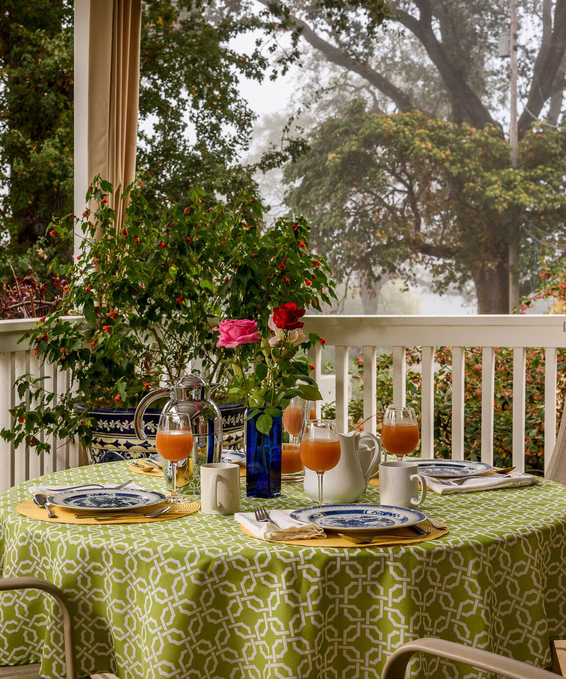 Breakfast at Meadowlark Country House and Resort