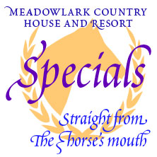 Meadowlark Specials